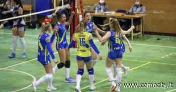 Volley Serie Cf: Luino Volley 3 - Virtus Cermenate 2 - Como e Lago di Como - ComoCity