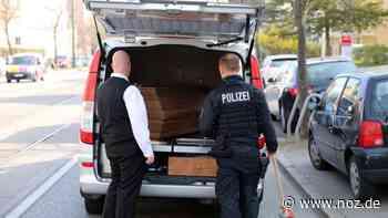 Unklarheiten über Todeszeitpunkt: Toter Mann in komplett verrußter Wohnung in Salzbergen gefunden - NOZ