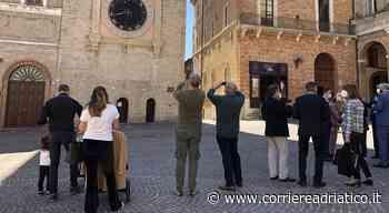 Macerata riparte subito nel segno della cultura, centro storico promosso. Turisti anche da fuori regione - corriereadriatico.it