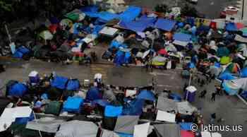 El Chaparral: campamento migrante con rostro infantil - LatinUs