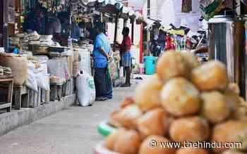 Coronavirus | Businesses down shutters, industries function in Coimbatore - The Hindu