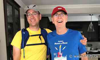 News Halton Hills native running from Toronto to Georgetown in honour of father with terminal cancer - theifp.ca