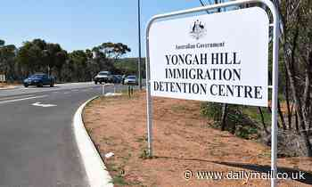 Escape tunnel found at Yongah Hill detention centre in Western Australia