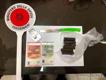 Maddaloni, arrestato spacciatore col Reddito di Cittadinanza - PUPIA