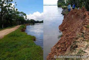 Remolcador chocó contra dique, dejando incomunicado a un sector de Puerto Wilches - Diario La Libertad