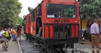 Abuelo murió tras ser arrollado por un tren en Puerto Wilches, Santander - Blu Radio