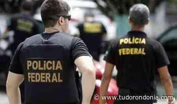 PF cumpre mandado de prisão desfavor de traficante em Jaru - Tudo Rondônia