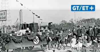 Wietze: Wie Öl aus Niedersachsen den Krieg der Nazis schmierte - Göttinger Tageblatt
