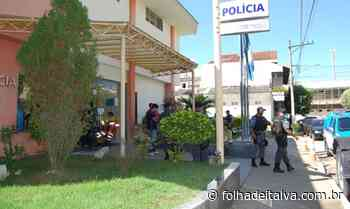 Neta é presa por tentar extorquir a própria avó em Cambuci, no Noroeste Fluminense - Folha de Italva