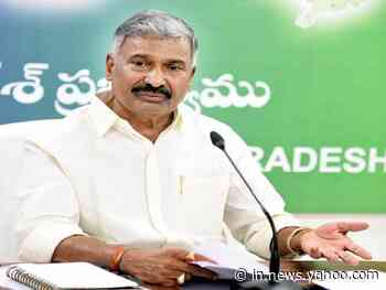 Andhra Mining Minister orders high-level inquiry into Mamillapalle blast - Yahoo India News