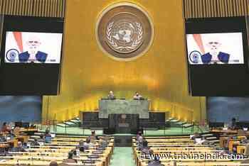Jaishankar boycotts high-level, ministerial Security Council meeting China convened - The Tribune India