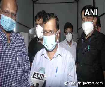 Coronavirus Crisis: Arvind Kejriwal holds high-level meeting today to review COVID situation in Delhi - Jagran English