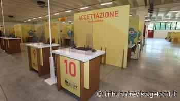 Covid, inaugurato il nuovo centro vaccinale a Villorba - La Tribuna di Treviso