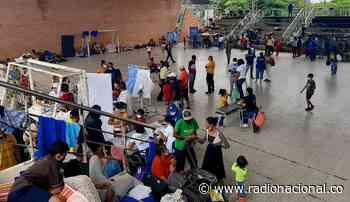 40% de los migrantes refugiados en Arauquita, han retornado a su lugar de origen - http://www.radionacional.co/