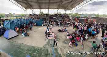Entre 30% y 40% de los desplazados a Arauquita retornó a Venezuela: Lucas Gómez - Semana