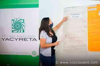 Yacyretá lleva el plan Cultivando Agua Buena a Eldorado - Noticiasdel6.com