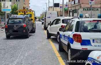 Auto rubata e immatricolata. Sequestro e denuncia per riciclaggio - latinaoggi.eu