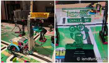 HBG Bruchsal   Fitness-Parcours für Roboter - Landfunker