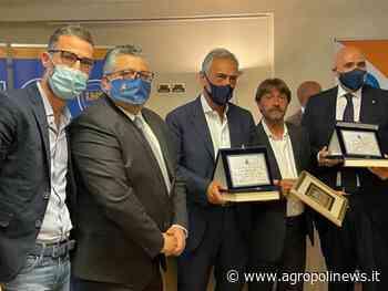 L'AGROPOLI PREMIATA DA GRAVINA - Sergio Vessicchio