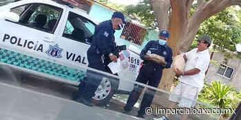 Agentes viales de Tehuantepec bajo la lupa por extorsión - El Imparcial de Oaxaca