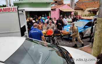Ciclista fica ferida após ser atingida por carro em Arraial do Cabo - Jornal O Dia