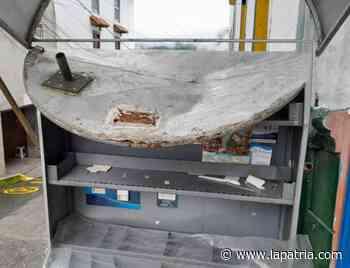 Desvalijaron el carro confitero en Anserma - La Patria.com