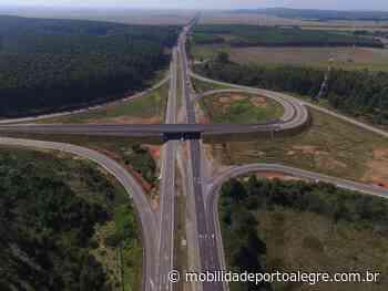 DNIT libera ao trânsito a interseção de acesso à Charqueadas na BR-290 - Mobilidade Porto Alegre