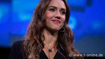 Schauspielerin: Mit 40 setzt Jessica Alba andere Prioritäten - t-online.de