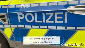 Sachbeschädigungen in Herzebrock-Clarholz – Herzeblog.de - Herzeblog.de