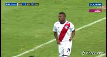 A los 16 años: Montaño Jr. debutó en la Liga 1 tras ingresar en el Municipal vs. Alianza UDH [VIDEO] - Diario Depor