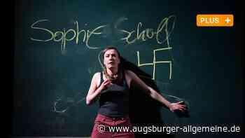 """""""Name: Sophie Scholl"""" - so lief die digitale Premiere am Theater Ulm"""