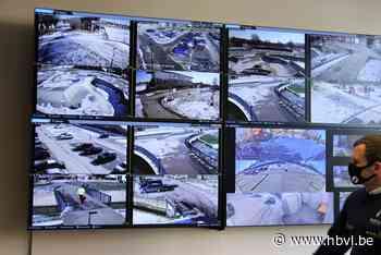 Politie Tongeren-Herstappe plaatst videowall - Het Belang van Limburg