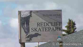 Redcliff Skatepark construction underway - CHAT News Today