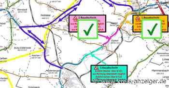Altenstadt: Start mit drittem Bauabschnitt an B521 - Kreis-Anzeiger