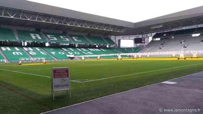 Football - En cas de Ligue 1, le Clermont Foot pourrait débuter sa saison à Geoffroy-Guichard - La Montagne