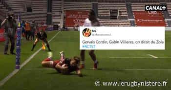 Toulon vs Toulouse et Racing vs Clermont vus par les réseaux sociaux - Le Rugbynistère