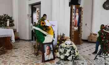 En Cereté le dieron el último adiós a Rafael Chica - EL HERALDO - EL HERALDO