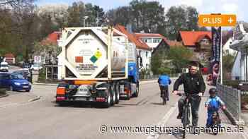 Gefahr für Radler: Bürger wünschen sich Schutzstreifen an der Römerstraße