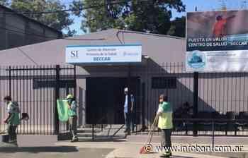 "Finalizaron las obras en el CAPS ""Beccar"" de San Isidro - InfoBan"