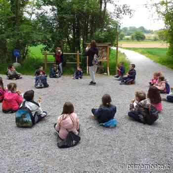 Gli studenti di Bellusco a lezione... di natura - Prima Monza