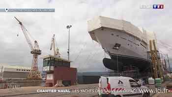 La renaissance des chantiers navals de La Ciotat - LCI
