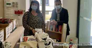 """La Ciotat : des """"sacs solidaires"""" pour les étudiants - La Provence"""