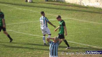 San Martín (SJ) derrotó a Almagro 1 a 0 - TyC Sports