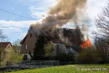 Kripo ermittelt nach Gebäudebrand in Aldingen - Neue Rottweiler Zeitung online