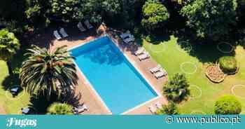A pensar no Verão, Lisbon Marriott Hotel abre a piscina a todos - PÚBLICO