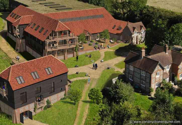 Conamar wins £11m Garsington Opera arts hub