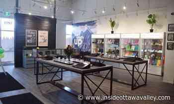 A look inside Kemptville's first cannabis retail store, Spiritleaf - Ottawa Valley News