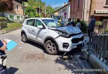 Vestone - Scontro all'incrocio - Valle Sabbia News