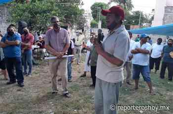 Siguen 'trabadas' negociaciones por tierras para el Tren Maya en Izamal - Reporteros Hoy