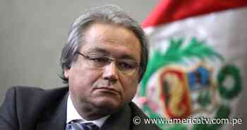 Albán: Pretender desactivar el TC es menos grave que el fujimorismo queriendo controlarlo - América Televisión